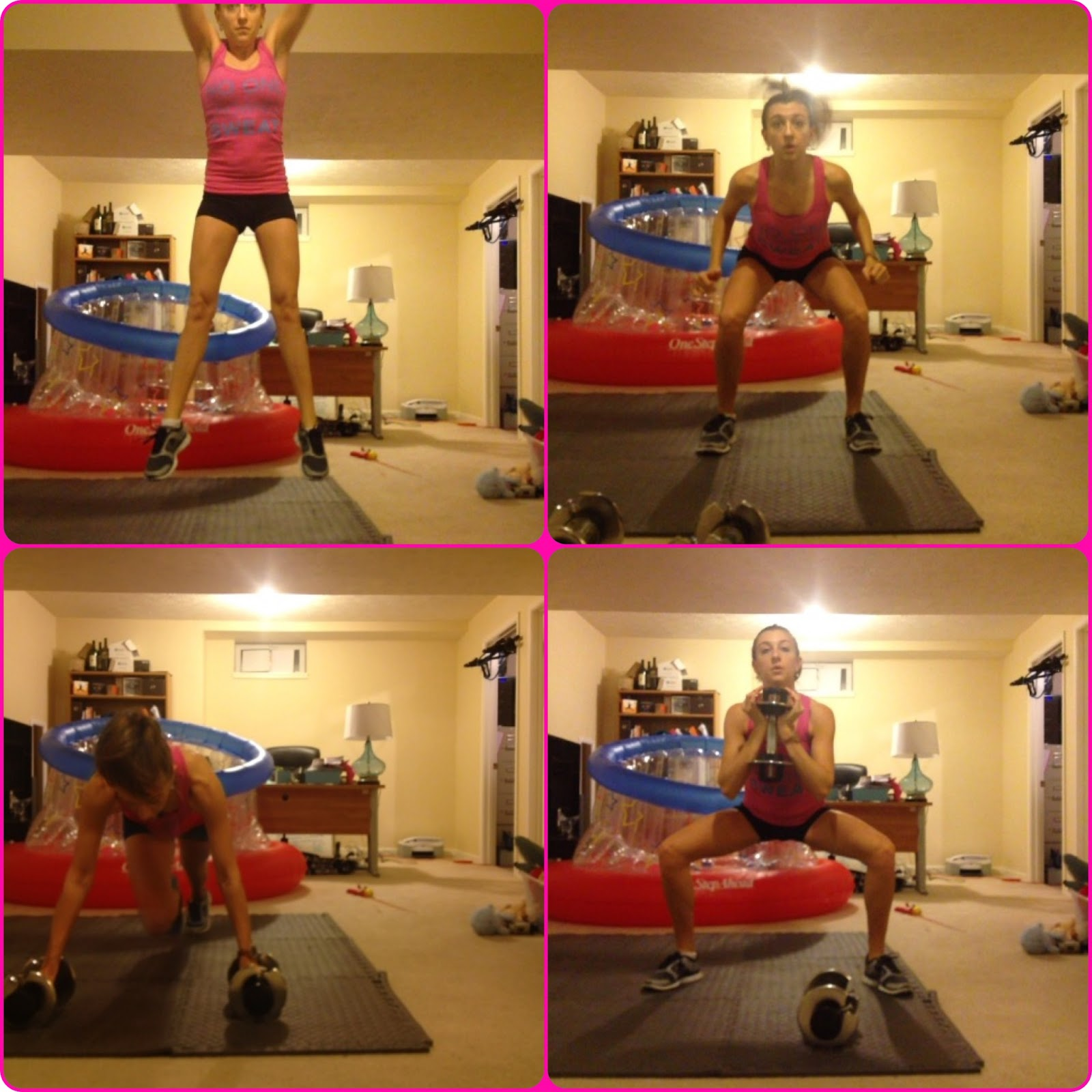 Committed To Get Fit Body Beast Is For Women